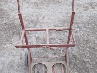 TORCH CART   RED