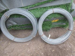 2 ROllS WIRE   CABlE