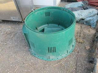 COMPOSTER   GREEN