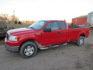 2007 Ford F150 PICK UP