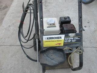 PRESSURE WASHER   KARCHER