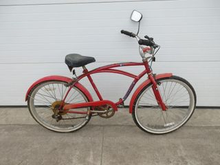 BIKE   NORCO  RED