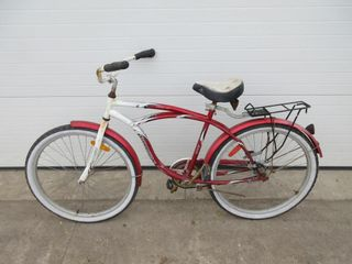 BIKE   SUPERCYClE  RED