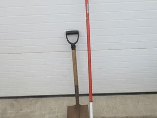 ROUND MOUTH SHOVEl  WINDSHIElD ClEANER