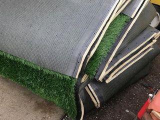 SKID OF ARTIFICIAl GRASS MATTS