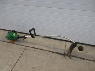 TRIMMER   WEED EATER  FEATHERlITE  GREEN