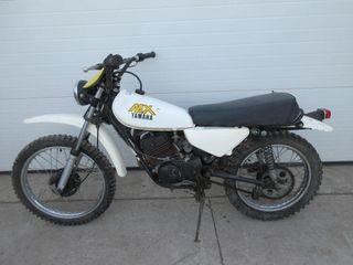 MOTORBIKE   MX YAMAHA