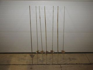337 ElECTRIC FENCE POSTS
