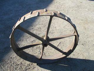 STEEl WHEEl  WIDE RIM