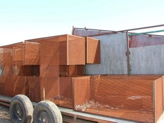 QUANTITY OF STEEl DRYING BOXES