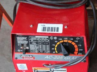 lINCOlN AC225 GlM WElDER