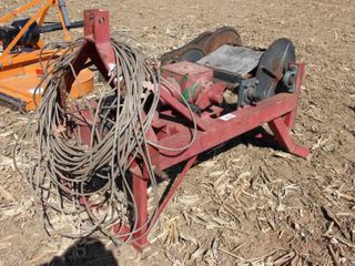 3PTH CABlE WINCH