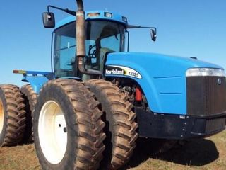 New Holland TJ 325 4X4  2002  5035 hrs
