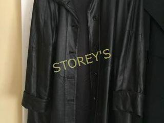 Bod   Christensen l  14  leather Jacket