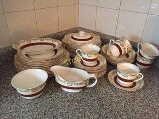 Midwinter Burslem Dishes w