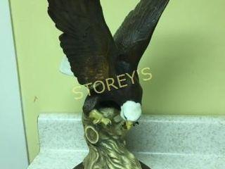 Eagle Figurine   15