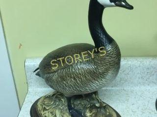 Decorative Duck Figurine
