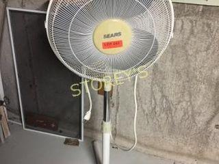 Sears Floor Fan