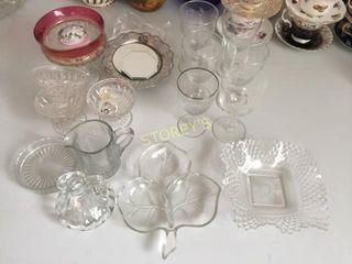 Asst Dishes  Serving Pieces  Etc