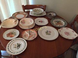 Celery Plate  Asst Dishes  Bowls  Ec