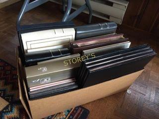 Box of Photo Album Books