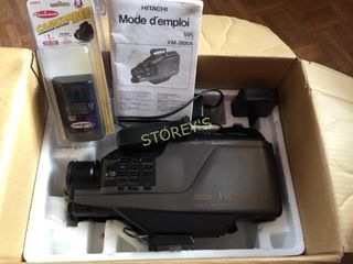Hitachi 2500A Video Camera   Recorder