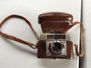 Agfamatics II Prontomator Camera w  Case