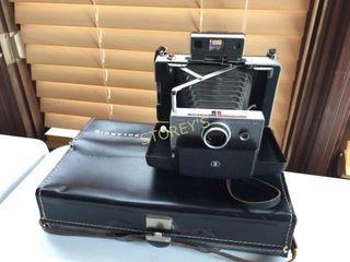 Polaroid Cold Clip 139 Camera w  Bag