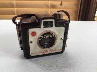 Brownie Holiday Flash Camera