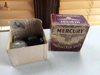 Mercury Photoflash Unit