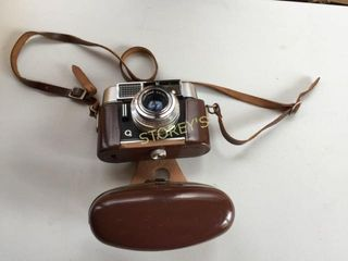 Voigtlander Vito Prontor lux Camera w  Case
