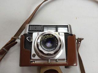 Agfa Camera w  Bag