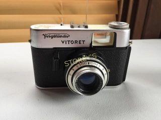 Voigtlander Vitoret Camera