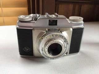Agfa Prontor SVS Camera