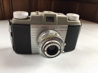 Kodak Pony I35 Camera   Model B