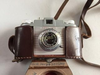 Kodak Pony I35 Camera w  Case