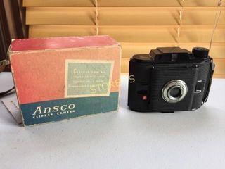 Ansco Clipper Camera