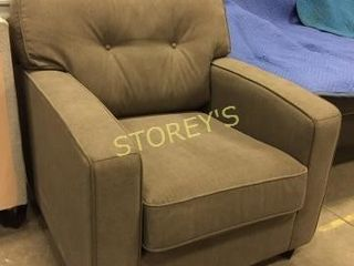 Brown Arm Chair   Good Condition