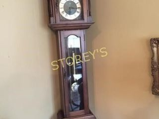 Emperor 120 Series Grandfather Clock