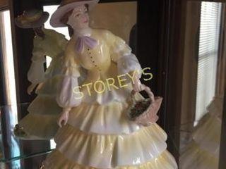 Coalport  Strawberry Faye  Figurine