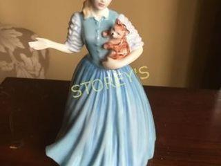 Royal Doulton  Fleur  Figurine
