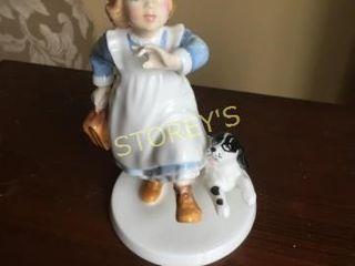 Royal Doulton  Hometime  Figurine