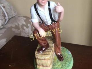 Royal Doulton  Farmer  Figurine