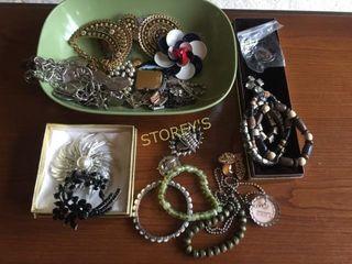 Asst Costume Jewelry