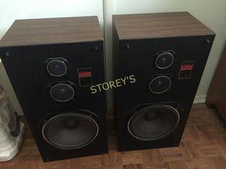 Pair of Technics SB 2644 Speakers