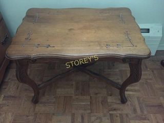 Decorative Side Table   25 x 18 x 18
