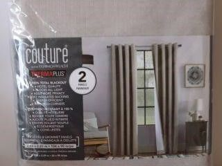 2PACK COMMONWEAlTH COUTURE THERMAPlUS BlACKOUT