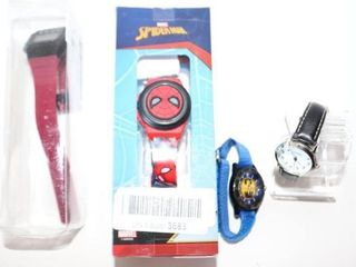 lOT OF ASSORTED WATCHES  NOT WORKING