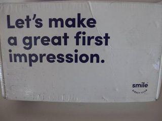 SMIlE DIRECT ClUB DENTAl IMPRESSION TRAY SET