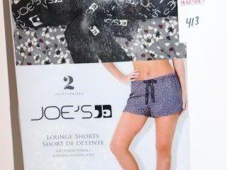 2PACK JOE S WOMENS lOUNGE SHORTS SIZE SMAll